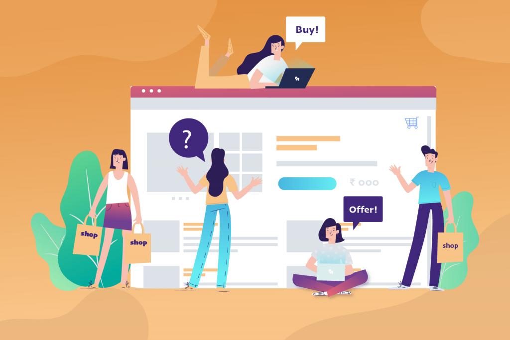 طراحی و ساخت فروشگاه اینترنتی