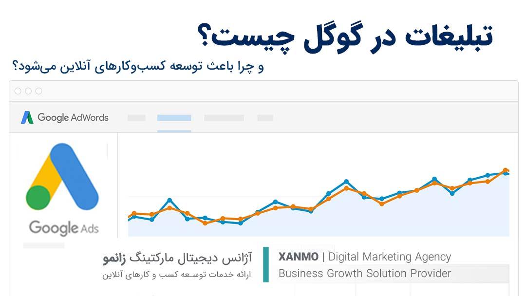 تبلیغات در گوگل چیست؟ چرا کسب رتبه یک در صفحه یک گوگل باعث رونق کسب و کار می شود